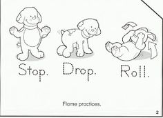 Summer Safety Coloring Pages - Summer Safety Coloring Pages , Scroll Down to Classroom Activities Elementary Grades Fire Safety Crafts, Fire Safety For Kids, Fire Safety Week, Summer Safety, Fire Prevention Week, Community Helpers Preschool, Preschool Coloring Pages, Pomes, Preschool Themes