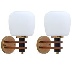 Mid-Century Italian Torchiere Sconces | From a unique collection of antique and modern wall lights and sconces at https://www.1stdibs.com/furniture/lighting/sconces-wall-lights/