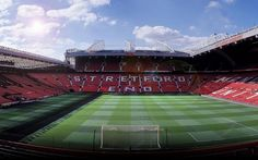 Manchester United Wallpaper, Manchester United Football, Premier League, Stadium Wallpaper, Live Matches, Old Trafford, Hd Picture, Background Pictures, Best Games
