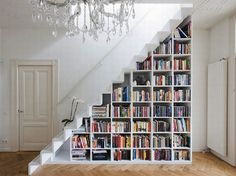 półki na książki pod skosem - Szukaj w Google