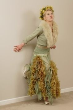 http://www.etsy.com/listing/27834332/hand-made-dress-sea-weed