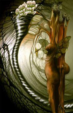 Obraz malowany cyfrowo_Kwiaty dla Ciebie