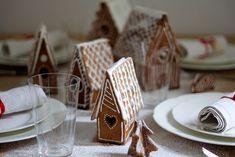 Unsere DIYs für den Advent - we love handmade Partys, Advent, Christmas Diy, Diys, Place Cards, Place Card Holders, Christmas Eve, Christmas, December