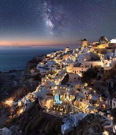 Have you ever visited #Santorini? A must see destination with all white @houses and the most incredible sunset views. Perfect for relaxation or a romantic getaway.  Vadim Sherbakov #luxury #luxuryhome #architect #luxuryhouse #arquitectura #luxurylife #luxurylifestyle #bighouse #bighouses #lights #homes #homestyle #homestead #atolyestone #houses #architecture #architectureporn #design #madrid #barcelona #4decoration #italy #modern #architects #interior #interiordesign - Architecture and Home…