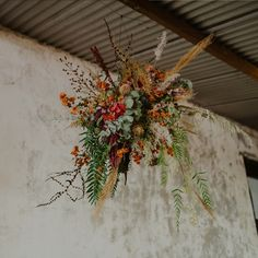 wedding: Rosie x Clint date: 2 Jan 2020 venue: kalmoesfontein brief: dried seeds, reeds and floral things. Seeds, Wedding Decorations, Wreaths, Floral, Flowers, Home Decor, Decoration Home, Door Wreaths, Room Decor