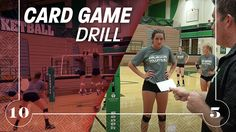 """Teach your team to fight back and win when they're down.In the """"card game"""" drill presented by Southlake Carroll High School coach Ryan Mitchell, opposing side"""