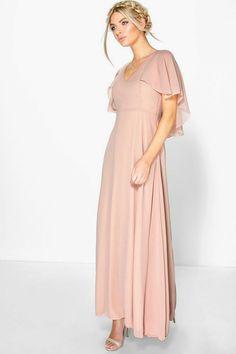 Maxi Bridesmaid Dresses, Maxi Dress Wedding, Skater Dresses, Peach Dresses, Lilac Dress, Bodycon Dress, Cape Dress, Dress Up, Barbie Dress