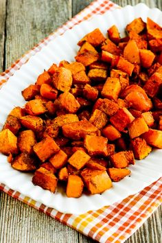 Roasted Butternut Squash with Moroccan Spices (and 10 More Tasty Ideas ...