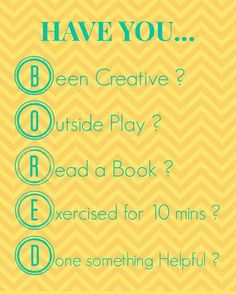 Love this for the classroom and for myself!