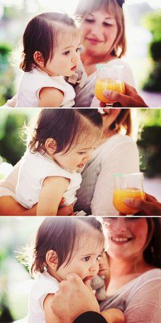 sweet moment :)   reportage photo mariage en Ariège, Pamiers. Floriane Caux #wedding #child #children #baby