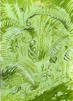 Alec Séverin Un schtroumpf Ligne Claire, My Tumblr, Plant Leaves, Plants, Comics, Plant, Planets
