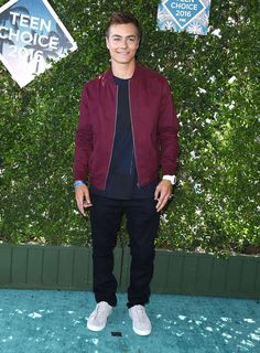 07/31/16 - Teen Choice Awards - 010 - Peyton Meyer Fan - Photo Gallery | Your premier fansite for Girl Meets World star, Peyton Meyer