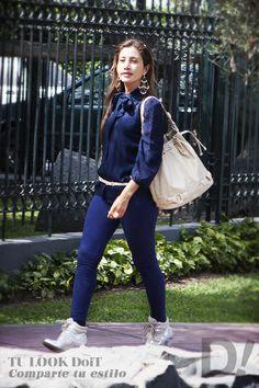 Luce tu lado más femenino con la tendencia #Victoriano. Tu look Do iT!