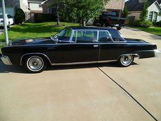 1965 Chrysler Imperial - Green Hornet Mobile.....Black Beauty.....LOL