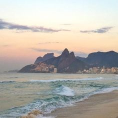 Rio de Janeiro by Gisele Bundchen #games #brasil #copacabana #olympics #sunset #rio2016 #gothic #rio #nature #paodeaçucar #beach #riodejaneiro #peace #love #sea #place #travel #olympic #aesthetic #brazil #followback #instafollow #amazing #outdoor #L4L