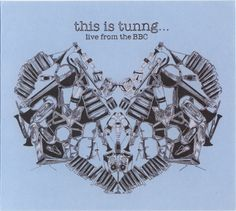 Vanessa Da Silva 2011 Tunng - This Is Tunng... Live From The BBC [Full Time Hobby FTH126CD] #albumcover