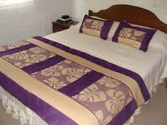 Resultado de imagen para pieceras Bad Cover, Bed Scarf, Bed Runner, Bed Throws, Quilting Projects, Textile Design, Table Runners, Bed Sheets, Quilt Patterns