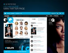 Twitter Redesigned Concept by Fred Nerby   A Digital Experience