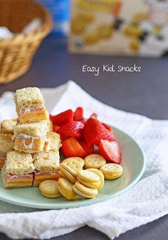 Easy Kids Snacks : M