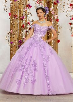 0f7e6a84c1f Embroidered Off Shoulder Quinceanera Dress by Mori Lee Vizcaya 89231-Mori  Lee Vizcaya-ABC