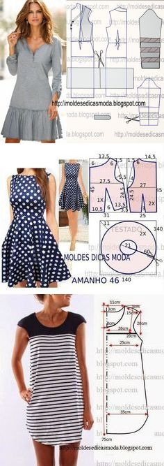 New sewing dress fashion fabrics 36 Ideas Sewing Dress, Dress Sewing Patterns, Diy Dress, Sewing Patterns Free, Free Sewing, Sewing Clothes, Clothing Patterns, Diy Clothes, Fashion Sewing