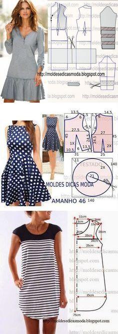 New sewing dress fashion fabrics 36 Ideas Sewing Dress, Dress Sewing Patterns, Diy Dress, Sewing Clothes, Clothing Patterns, Diy Clothes, Fashion Sewing, Fashion Fabric, Diy Fashion