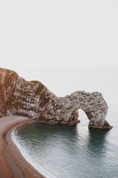 a notch, sea cave, arch, stack Norfolk, England Landscape Photography, Nature Photography, Travel Photography, Beautiful World, Beautiful Places, Beautiful Pictures, Places To Travel, Places To Go, Travel Destinations