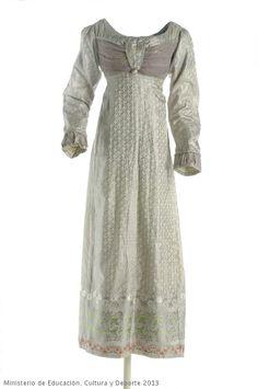 Spanish Museum of Costume, ca. 1801
