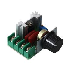 1.92$  Watch more here - In stock!  2000W 220V AC SCR Electric Voltage Regulator Motor Speed Control Controller Newest Free shipping   #magazine