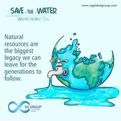 Thousands Lived without Love, but not without water. So SAVE WATER. #SaveWater #SSGroup #WorldWaterDay