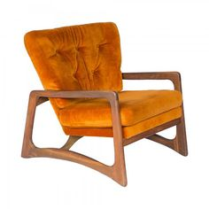 Adrian Pearsall Mid Century Modern Lounge Chair, 1960s