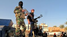 Sunni Discontent Fuels Growing Violence In Iraq's Anbar Province