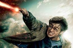 Daniel Radcliffe como Harry Potter