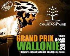 Grand Prix de Wallonie : découvrez le parcours complet rue par rue et l'itinéraire-horaire -  Ce mercredi 14 septembre, le Grand Prix cycliste de Wallonie, 57e du nom, sera lancé de Chaudfontaine vers la Citadelle de Namur. Sur le sommet de la côte namuroise, les puncheurs devront trouver les ressources pour triompher sur l'une des classiques les plus exigeantes du sud du pays.  http://size.blogspirit.net/blogs.sudinfo.be/static/600/media/39/3