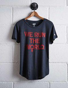Tailgate Women's Run The World T-Shirt - Buy 2, Get 1 Free