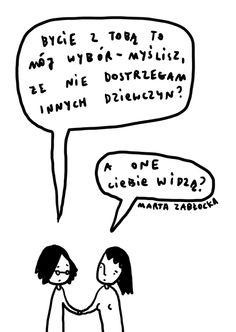 by Marta Zabłocka zycie-na-kreske.blogspot.com Comics, Fictional Characters, Cartoons, Fantasy Characters, Comic, Comics And Cartoons, Comic Books, Comic Book, Graphic Novels