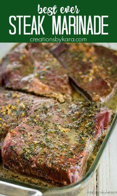 Easy Meat Recipes, Steak Recipes, Grilling Recipes, Real Food Recipes, Dessert Recipes, Potluck Recipes, Simple Recipes, Family Recipes, Healthy Recipes