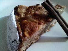 Χτυπάμε στο μίξερ το βούτυρο & την ζάχαρη πολύ καλά. Προσθέτουμε τα αυγά ένα ένα & ανακατεύουμε . Στη συνέχεια ρίχνουμε σιγά σιγά το αλεύρι κοσκινισμένο μαζί με το μπέικιν ... Flan, My Recipes, Healthy Recipes, Love Is Sweet, Meatloaf, Vegetable Recipes, Banana Bread, Sweets, Apple