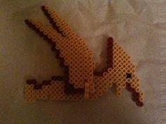 Pteranodon dinosaur perler beads by Tyler R.