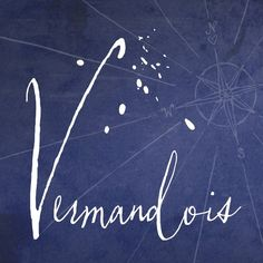 Rough yet refined! Vermandois was hand-drawn in walnut ink with antique calligraphy pens and then digitized for you to enjoy. She's perfect for...