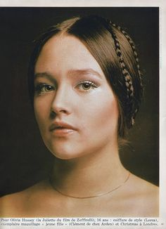 Zeffirelli Romeo And Juliet, Leonard Whiting, Olivia Hussey, Becoming An Actress, Old Movie Stars, Le Jolie, Julia, Brides And Bridesmaids, Timeless Beauty
