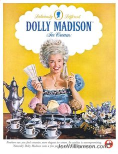 the life of dolly madison as the wife of president james madison Madison's memorable wife some people were surprised when james madison married dolley payne todd (1768-1849) on  for how many.