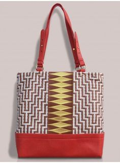 The Cartagena Tote in Cayenne Tribal. With its high-quality leathers and lavish detailing, the refined Lucca Leather collection belongs in this esteemed company. Tassels and signature hardware add to the line's allure. Available in sleek silhouettes and an array of hues, Lucca Leather will never go out of style. It's another definition of a true classic. IGIGI by Yuliya Raquel. www.igigi.com