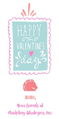 Happy #Valentine's Day to all of our awesome friends! #loveisintheair #design
