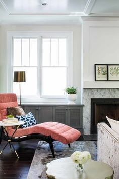 Superior Home - Transitional - Family Room - atlanta - by Terracotta Design Build
