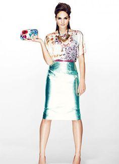 Marks & Spencer Spring/Summer 2013 Lookbook