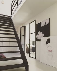 How To Level Ground, Stairs, Photo And Video, Instagram, Home Decor, Painting, Ladders, Homemade Home Decor, Stairway