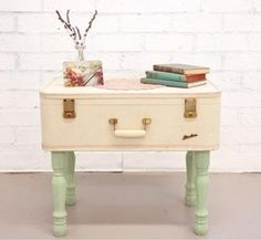 Suitcase Table