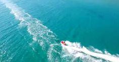 Γλύφα, η ιδανικότερη παραλία για τα τελευταία μπάνια του καλοκαιριού! [video]