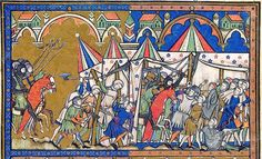 The Morgan Bible (The Pierpont Morgan Library, New York, Ms M. 638), also called the Crusader Bible or Maciejowski Bible, c.1250